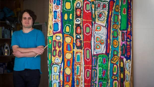 Raglan artist Yaniv Janson is heading to Europe to  showcase his work in two installations.