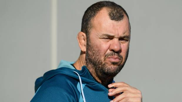 Michael Cheika says the Wallabies must respond to their critics with their performance on the field.
