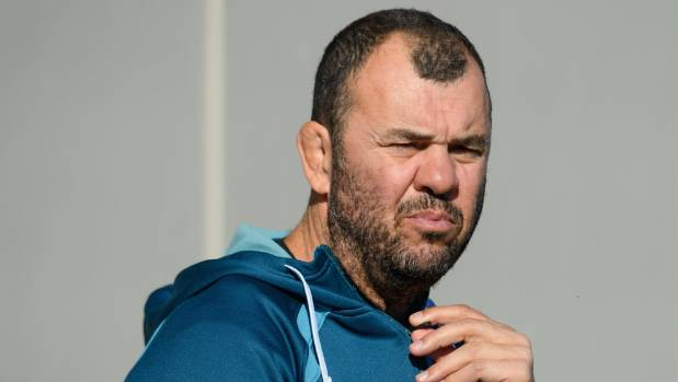Michael Cheika makes three changes to Wallabies' starting XV