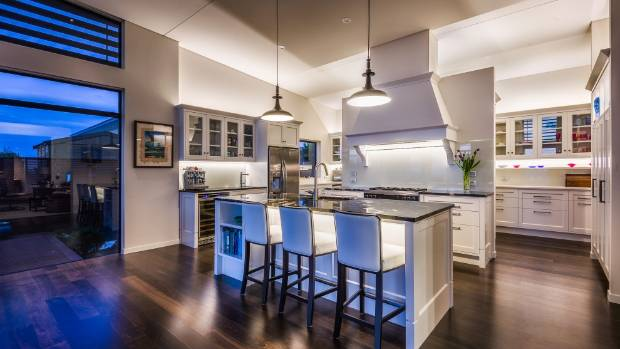 The Kitchen, By Vicki Andrews Design Of Christchurch, Won The Classic Kitchen  Award In