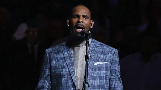 Cent slams Spotify for removing R. Kelly from playlists