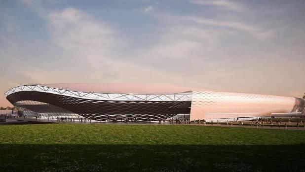 National pledges $120 million extra for new Christchurch stadium