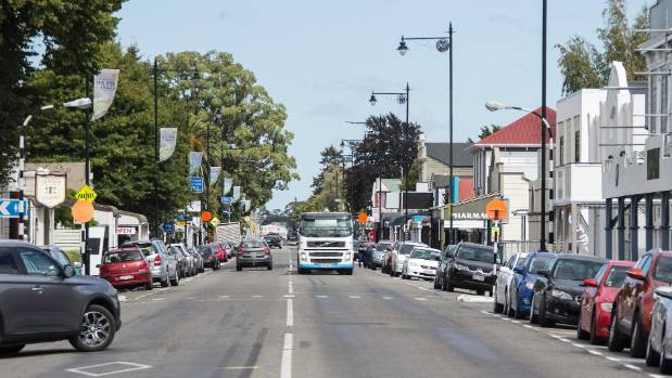 Greytown has gone from sleepy village to a sought after retail and restaurant destination.