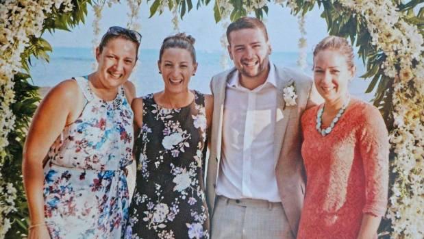 Family of Michelle Robertson work for Rarotonga dialysis aid