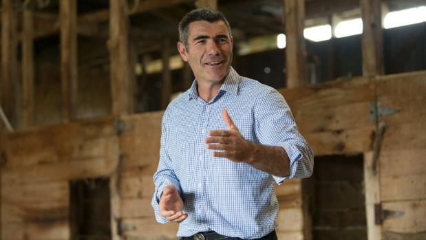 National MP Nathan Guy was re-elected in Ōtaki, beating Labour's Rob McCann. (File photo)