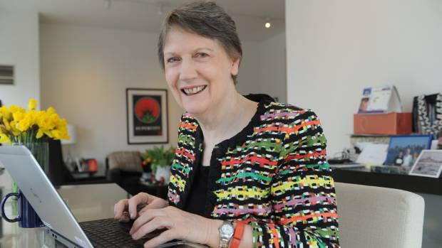 My Year With Helen follows former New Zealand Primer Minister Helen Clark as she bids to become UN Secretary General.