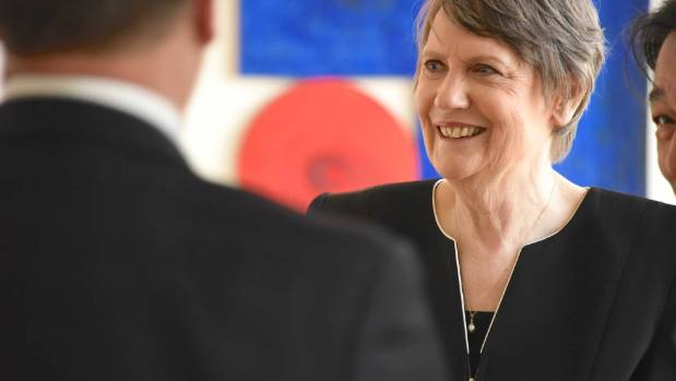 Gaylene Preston believes many Kiwis took Helen Clark for granted while she was a politician here.