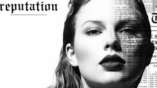 Taylor Swift announces Release Date of Album