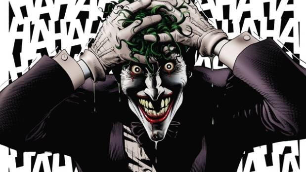 The Joker in DC comics today.