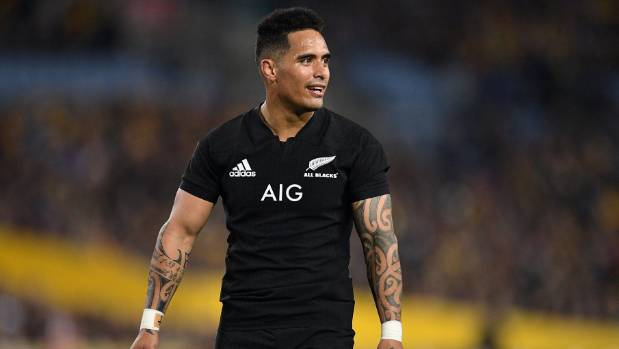 All Blacks name squad to take on Argentina