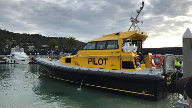 The Kiwa, PrimePort Timaru's new pilot vessel, before it left Australia for South Canterbury. The boat is due in Timaru ...