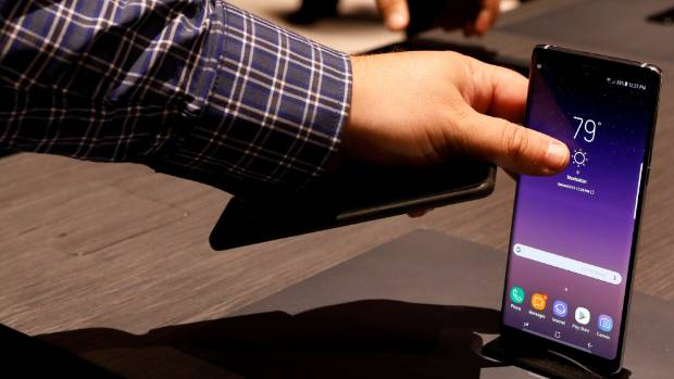 Samsung's Galaxy Note 8 is one of the latest phones tempting people to upgrade.