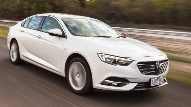"""Four-pot powerful and smooth, with nine-speed auto. Holden claims 0-100kmh in """"just over"""" seven seconds."""