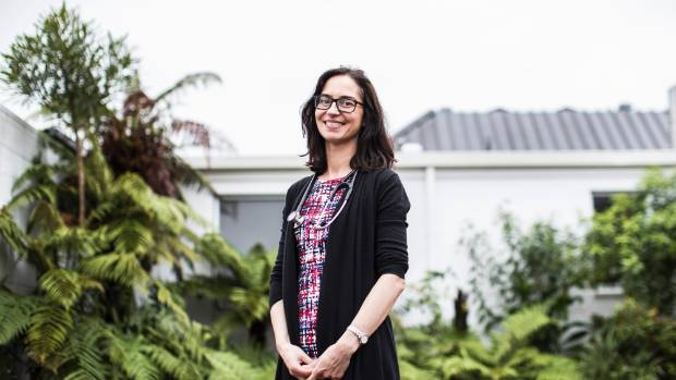 Jodie Battley is the new Palliative Care medicine specialist at Hospice in Nelson.