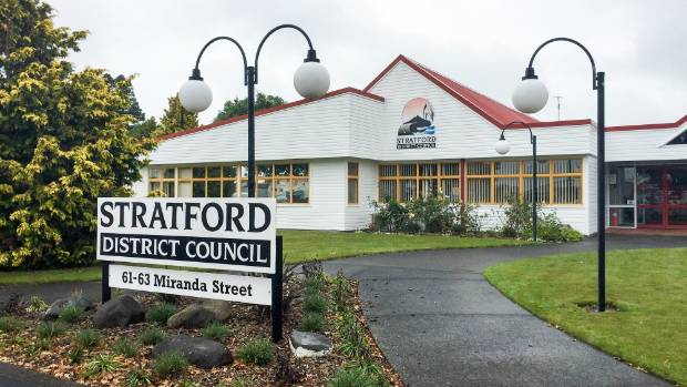 Stratford District Council staff were abused by a man, who lost his temper over a map. (File Photo)