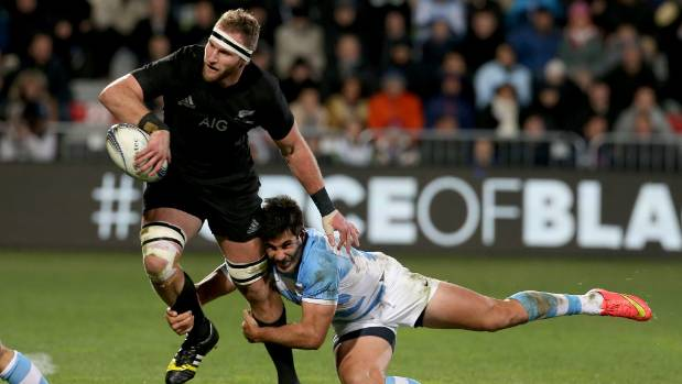 All Blacks Test match venues announced