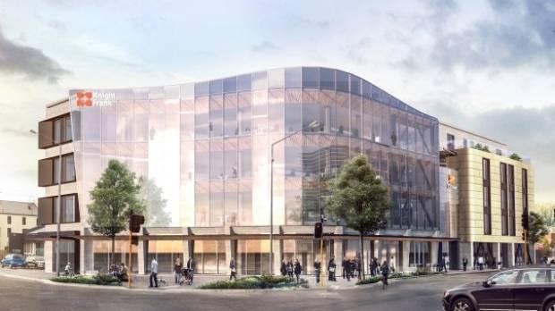 Work starts on $40 million new Sudima Hotel