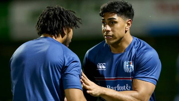 Malakai Fekitoa will look to make his impact off the bench in Auckland's visit to Southland.