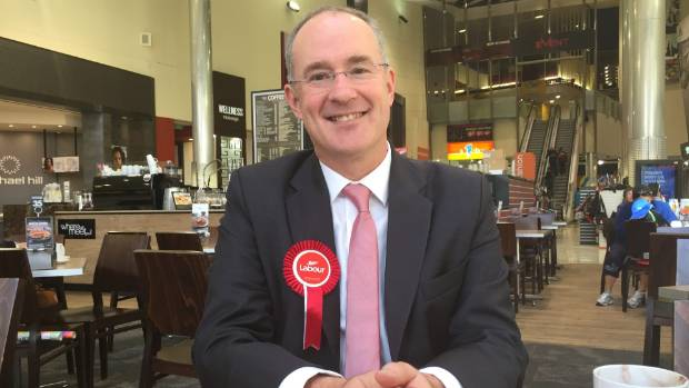 Labour Party's Te Atatu candidate Phil Twyford said the current system for palliative care and end of life care worked ...