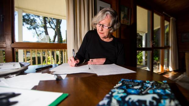 Elizabeth Smither has been chosen as 1 of 20 poets to celebrate National Poetry Day.