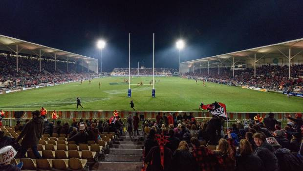 All Blacks Test match venues announced