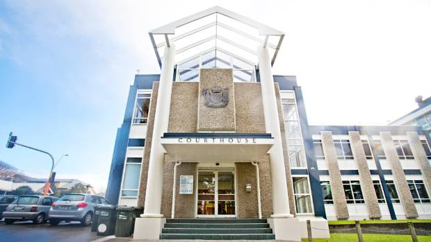 Teenager takes tantrum to next level in Taranaki courtroom