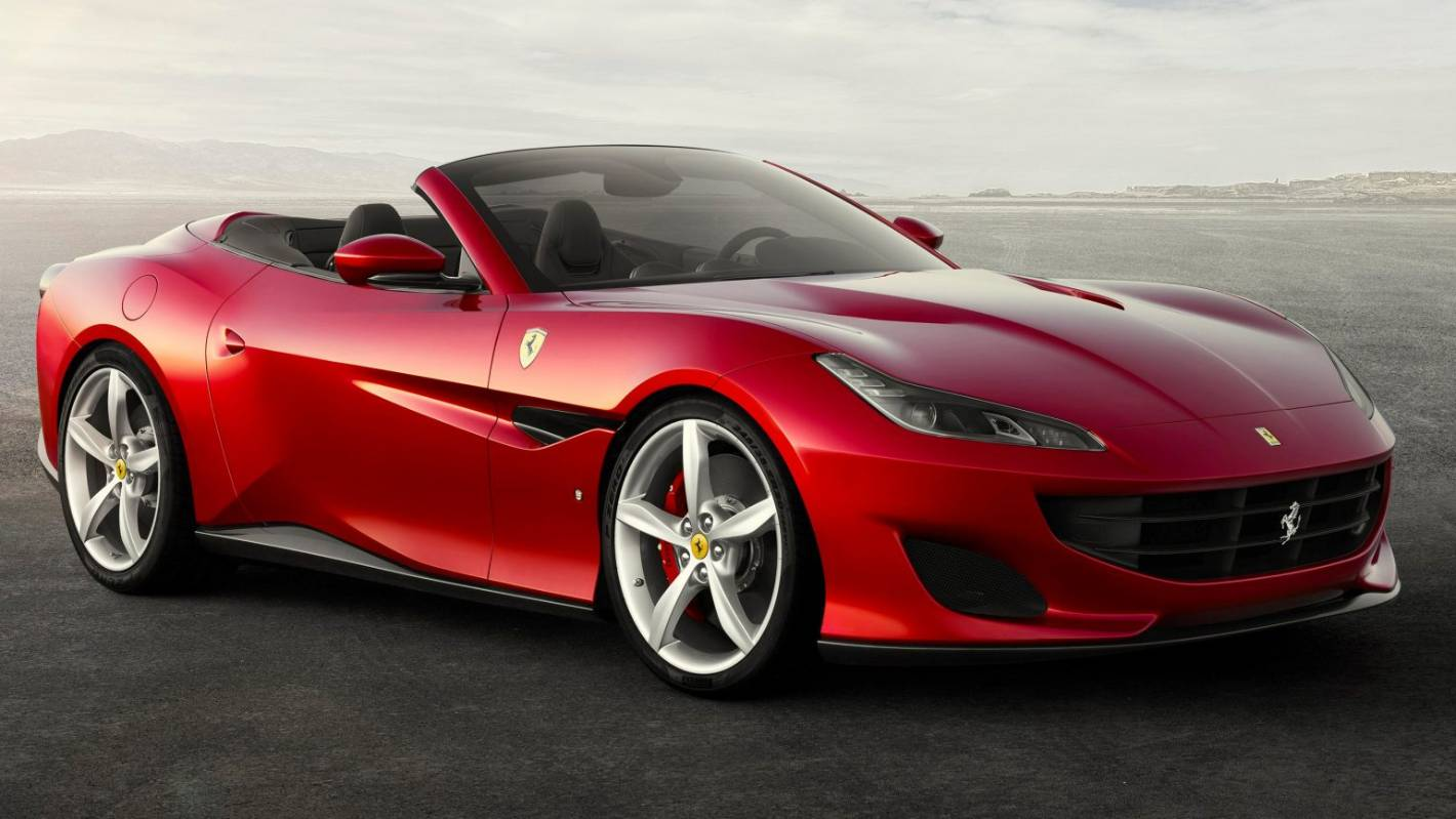 Ferrari replaces California with stunning Portofino ...
