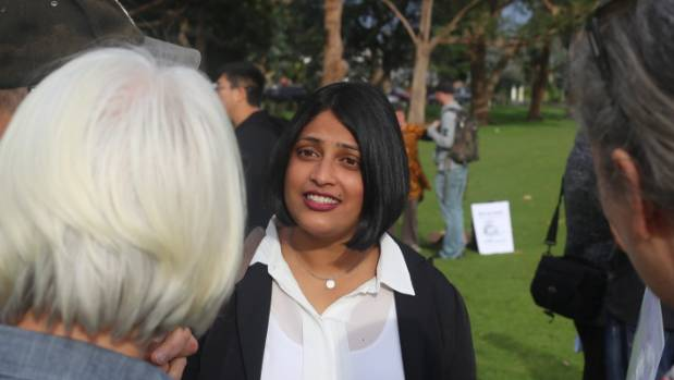 Labour candidate Priyanca Radhakrishnan came second with 10,395 provisional votes, but will enter parliament on the list.
