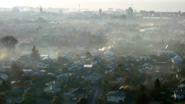 The World Health Organisation last year said Timaru had the worst air quality in Australasia.
