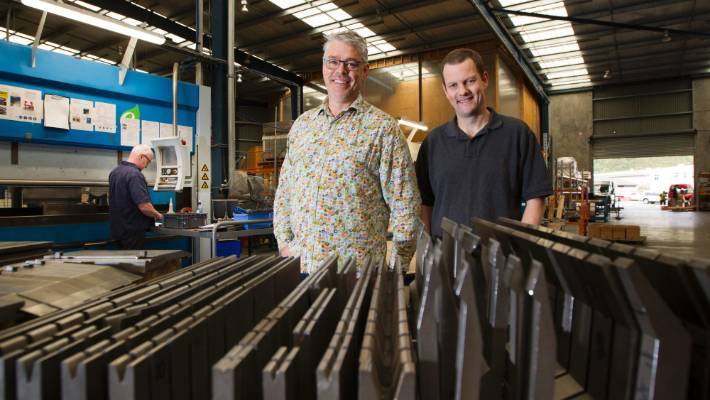 Metco Engineering continues to compete with China to ...