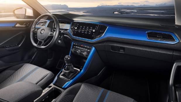2018 Volkswagen T-Roc.