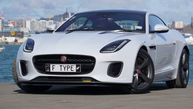 Special-edition F-Type 400 Sport isn't just for show: chassis has had a real giddy-up.