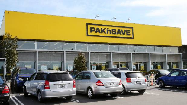 The stolen Pak 'n Save vouchers were spent on gift cards. (File photo)