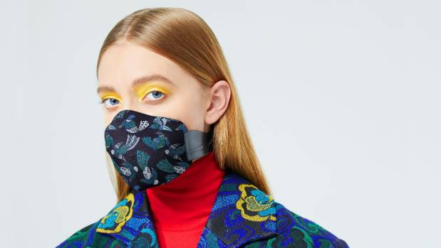 Lanaco produces breathable filters for masks, made from wool.