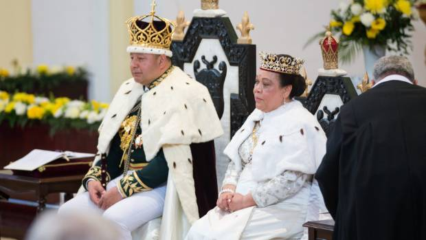 King Tupou VI of Tonga and Queen Nanasipau'u. The King is reported to have dismissed Parliament ahead of a possible ...
