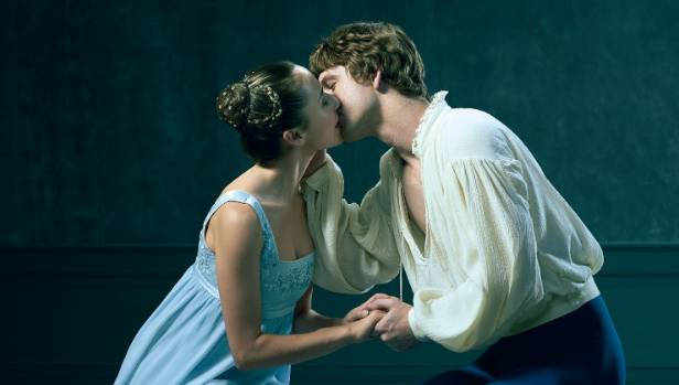 The choreography was so much about a partnership of equals between Juliet and her Romeo and Joseph Skelton was the ...