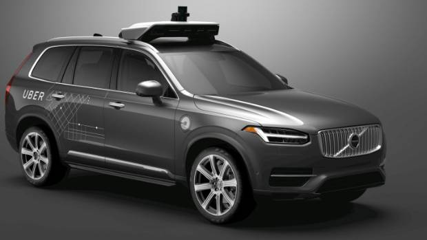 Level 4: Volvo's XC90 Uber can handle many driving scenarios alone, but might need human help in extreme conditions.