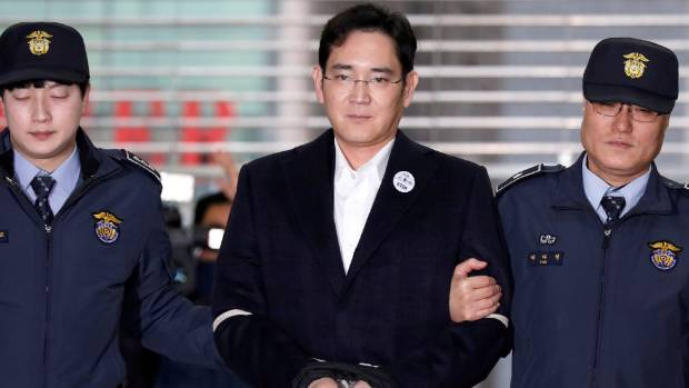 Samsung heir Lee may face heavy sentence in South Korean court