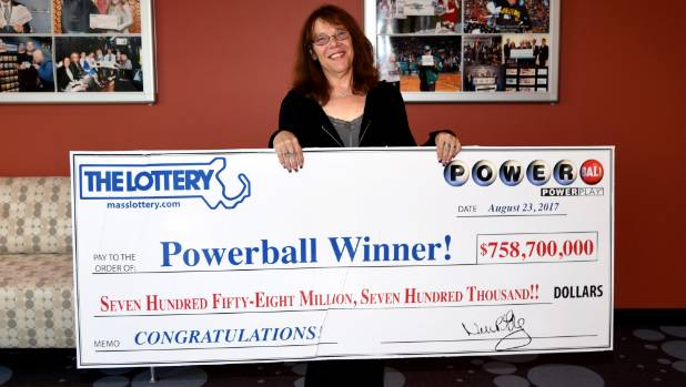 Hospital worker claims $758.7M Powerball prize