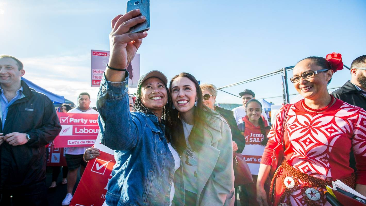 Why Jacinda-mania might have been a rogue poll