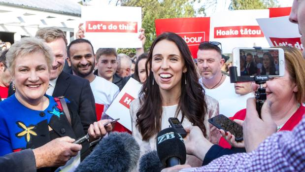 Big boost for education, tertiary study as Labour unveils spending plan