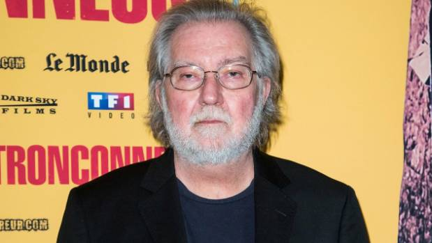 Tobe Hooper attends the Texas Chain Saw Massacre screening for film's 40th Anniversary in Paris in 2014