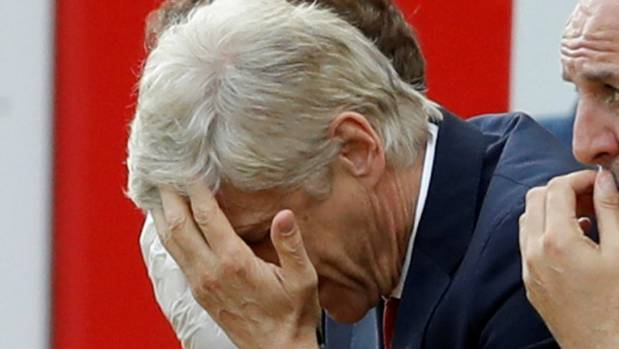 Arsene Wenger refuses to discuss transfers after Arsenal's humiliating loss to Liverpool