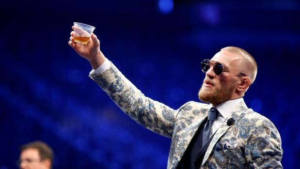 McGregor Explains Why It Was An Honor To Fight Mayweather