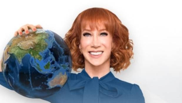 Kathy Griffin to play United Kingdom and Ireland