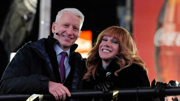 Kathy Griffin Ends Her Friendship With Anderson Cooper Over Trump Photo Scandal