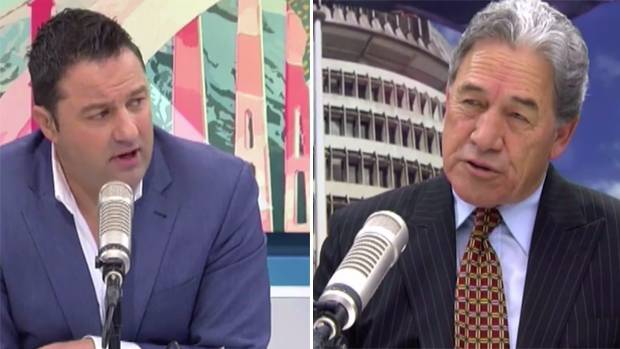 Winston Peters admits being overpaid superannuation