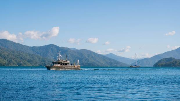 Rising temperatures could have major impacts for industry in the Marlborough Sounds.