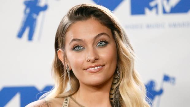 Michael's daughter Paris Jackson is at the MTV VMAs.