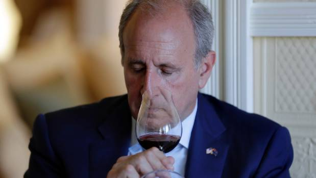 Former US ambassador to New Zealand Mark Gilbert, along with many of his countrymen, has a nose for a good wine. He ...